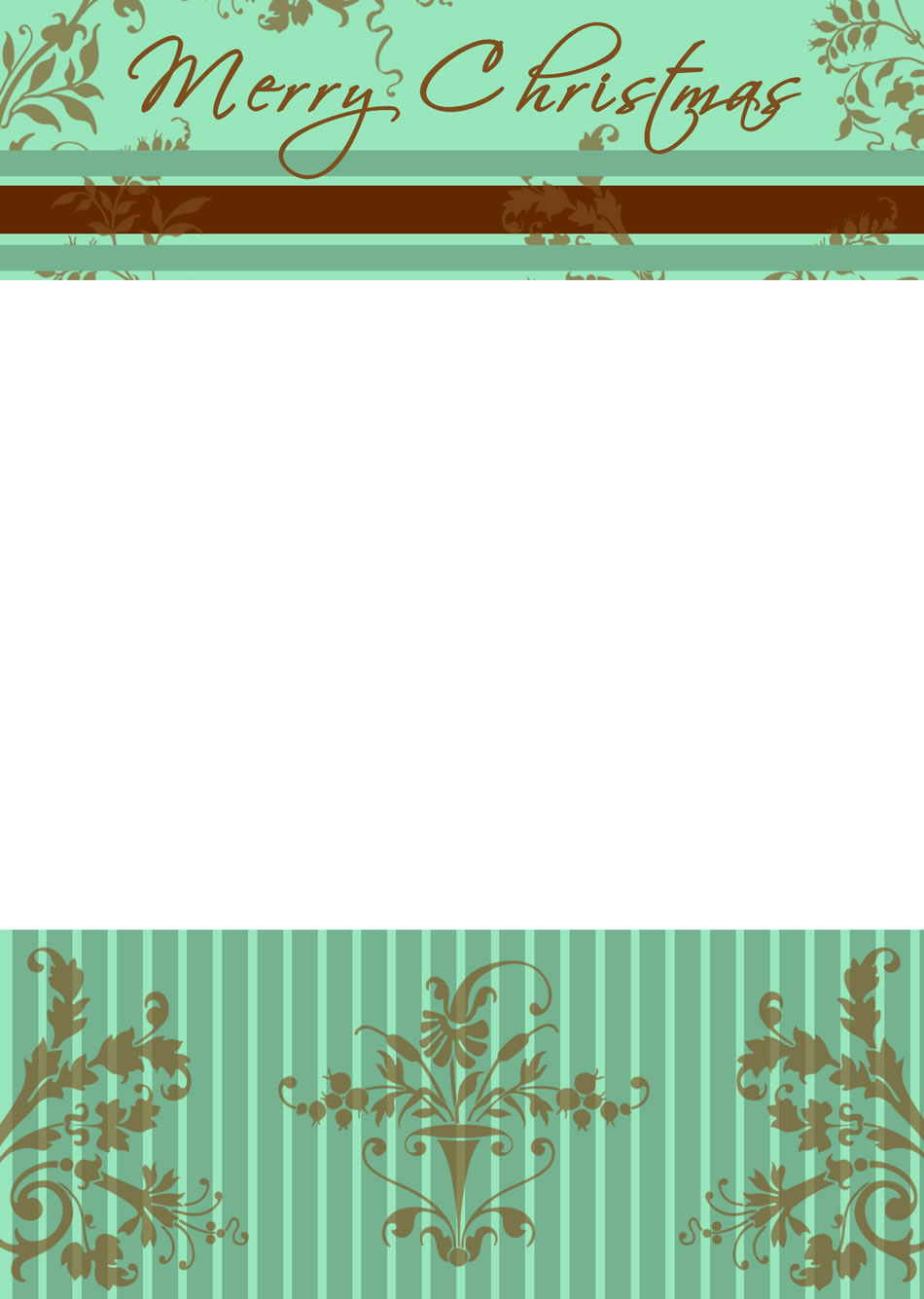 Christmas Card Templates Rtcritas Blog
